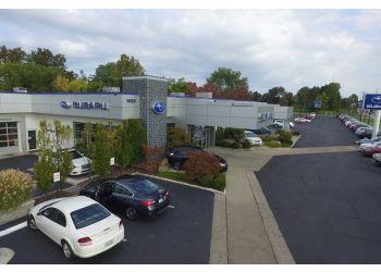 Lexington car dealership Quantrell Subaru