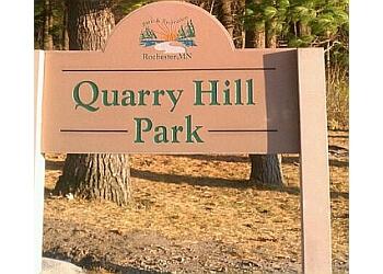 Rochester public park Quarry Hill Park