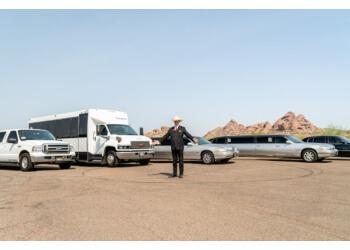 Scottsdale limo service Quasar Limousine