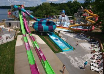 Bridgeport amusement park Quassy Amusement Park