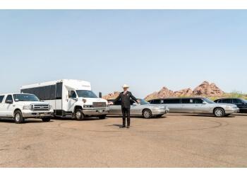 Gilbert limo service Quazar Limousine Service