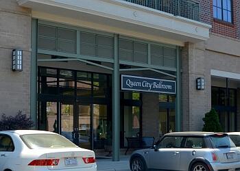 Charlotte dance school Queen City Ballroom