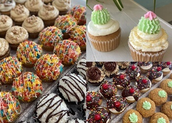 Manchester cake Queen City Cupcakes