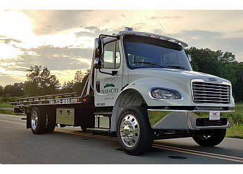 Charlotte towing company Queen City Towing