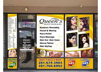 Houston beauty salon Queen's beauty salon & spa