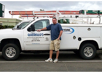 Stockton hvac service Queirolo's Heating & Air Conditioning, Inc.