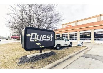 Overland Park car repair shop Quest Auto Services