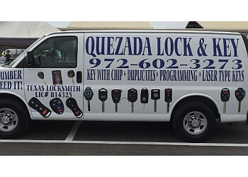 Grand Prairie locksmith Quezada Lock & Key