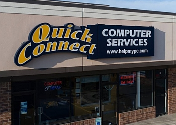Lincoln computer repair Quick Connect, Inc
