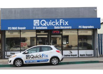 Long Beach it service Quick Fix Computer Services