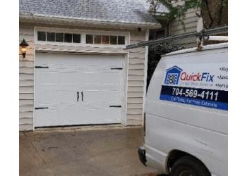 Charlotte garage door repair QuickFix Garage Door Service