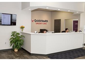 Sioux Falls urgent care clinic Quick Health Urgent Care