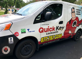 Chicago locksmith Quick Key Locksmith