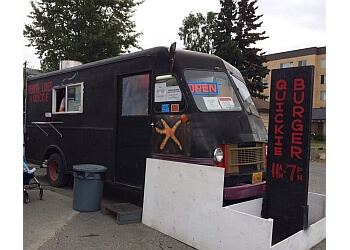 Anchorage food truck Quickie Burger