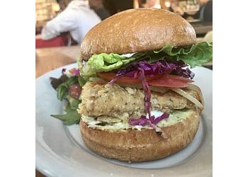 Tacoma vegetarian restaurant Quickie Too A Vegan Cafe