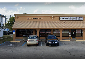 Cape Coral printing service Quickprint Business Center