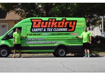 Rancho Cucamonga carpet cleaner QuikDry Carpet & Tile Cleaning