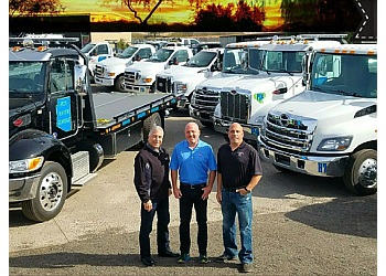 Phoenix towing company Quik Pik Towing(all over towing)