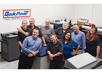 Tucson printing service QuikPrint