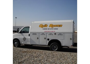 Quik Rooter & Plumbing Inc. Bakersfield Plumbers