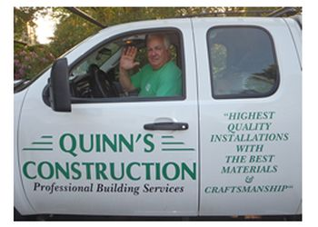 Lowell roofing contractor Quinn's Construction