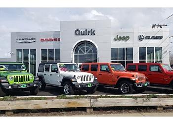 Boston car dealership Quirk Chrysler Dodge Jeep RAM Dorchester
