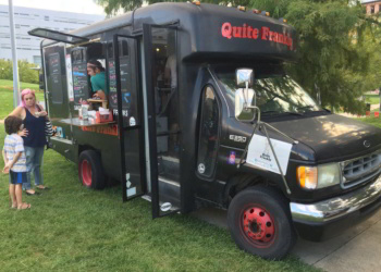 Cincinnati food truck Quite Frankly