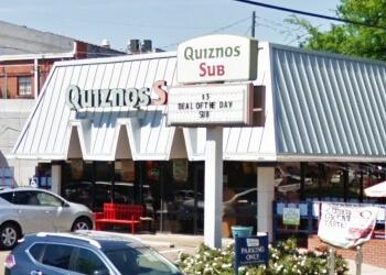Jackson sandwich shop Quiznos Sub