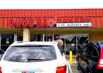Garland bakery Quoc Bao Bakery