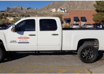 El Paso garage door repair RAC Doors Unlimited