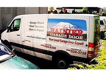 Bellevue garage door repair RAINIER GARAGE DOOR