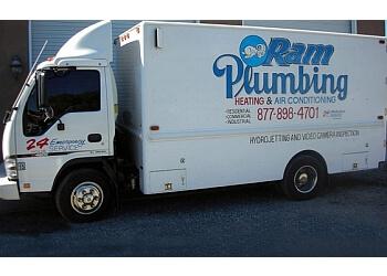 Corona plumber RAM Plumbing Heating & Air Conditioning