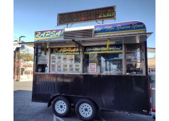 North Las Vegas food truck RAPSA! Fil-Mex Fusion Food
