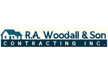 Newport News roofing contractor R.A. Woodall & Son Contracting, Inc.