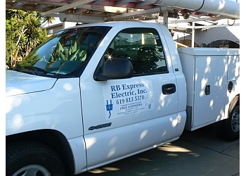 Chula Vista electrician RB Express Electric, Inc