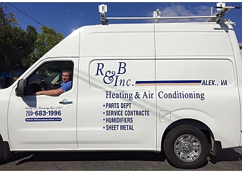 Alexandria hvac service R & B Inc.