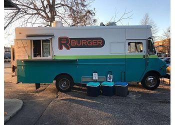 Fayetteville food truck R Burger