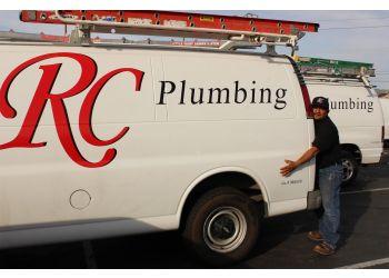 Stockton plumber RC Plumbing