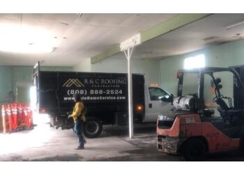Honolulu roofing contractor R&C Roofing Contractors