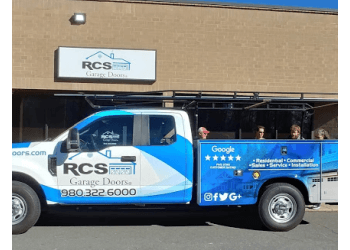 Charlotte garage door repair RCS Garage Doors