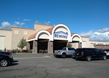 Boise City furniture store RC Willey