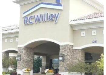 Reno furniture store RC Willey