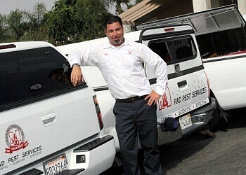 Rancho Cucamonga pest control company R&D Pest Services, Inc.