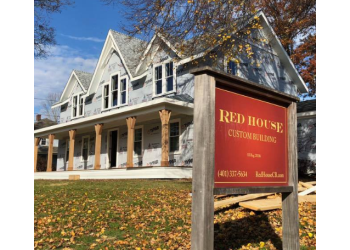 Providence home builder RED HOUSE