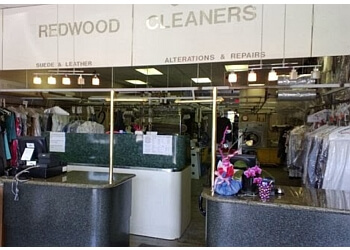 Vallejo dry cleaner REDWOOD CLEANERS