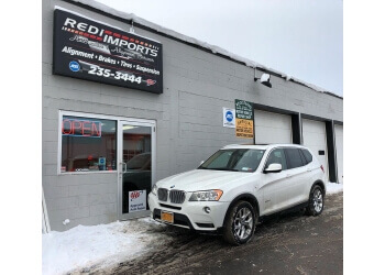 Rochester car repair shop REDi Imports