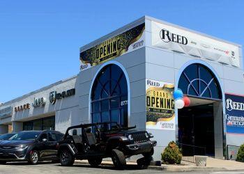 Overland Park car dealership REED JEEP CHRYSLER DODGE RAM