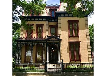 Evansville landmark REITZ HOME MUSEUM