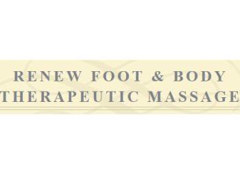 Visalia massage therapy RENEW FOOT & BODY THERAPEUTIC MASSAGE