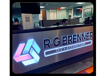 New York tax service R&G Brenner Income Tax